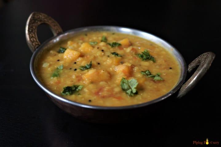 Instant Pot Mango Dal