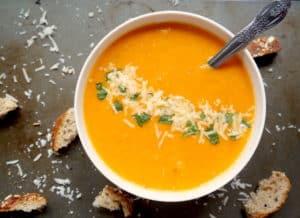 Creamy Tomato Soup Instant Pot Pressure Cooker